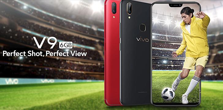 Selain RAM 6GB, Berikut 3 Keunggulan Vivo V9 6GB Yang Musti Kamu Ketahui