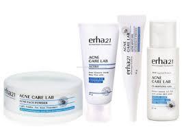 4 Rangkaian Skincare Anti Jerawat dari Erha yang Ternyata Nggak Mahal